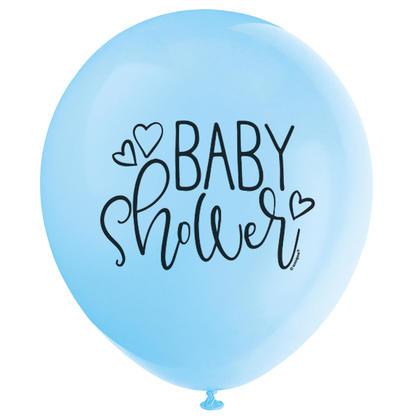 Blue Baby Shower 12