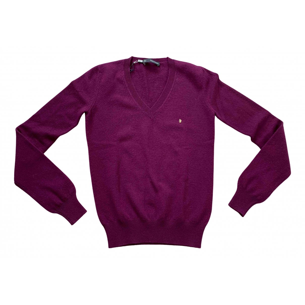 Dsquared2 - Pull   pour femme en cachemire - violet