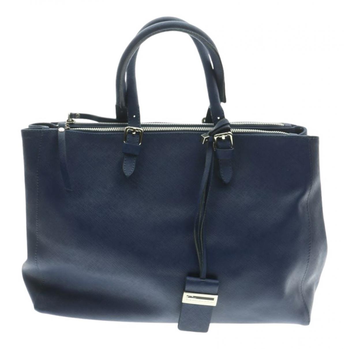 Gianni Chiarini N Blue Fur handbag for Women N