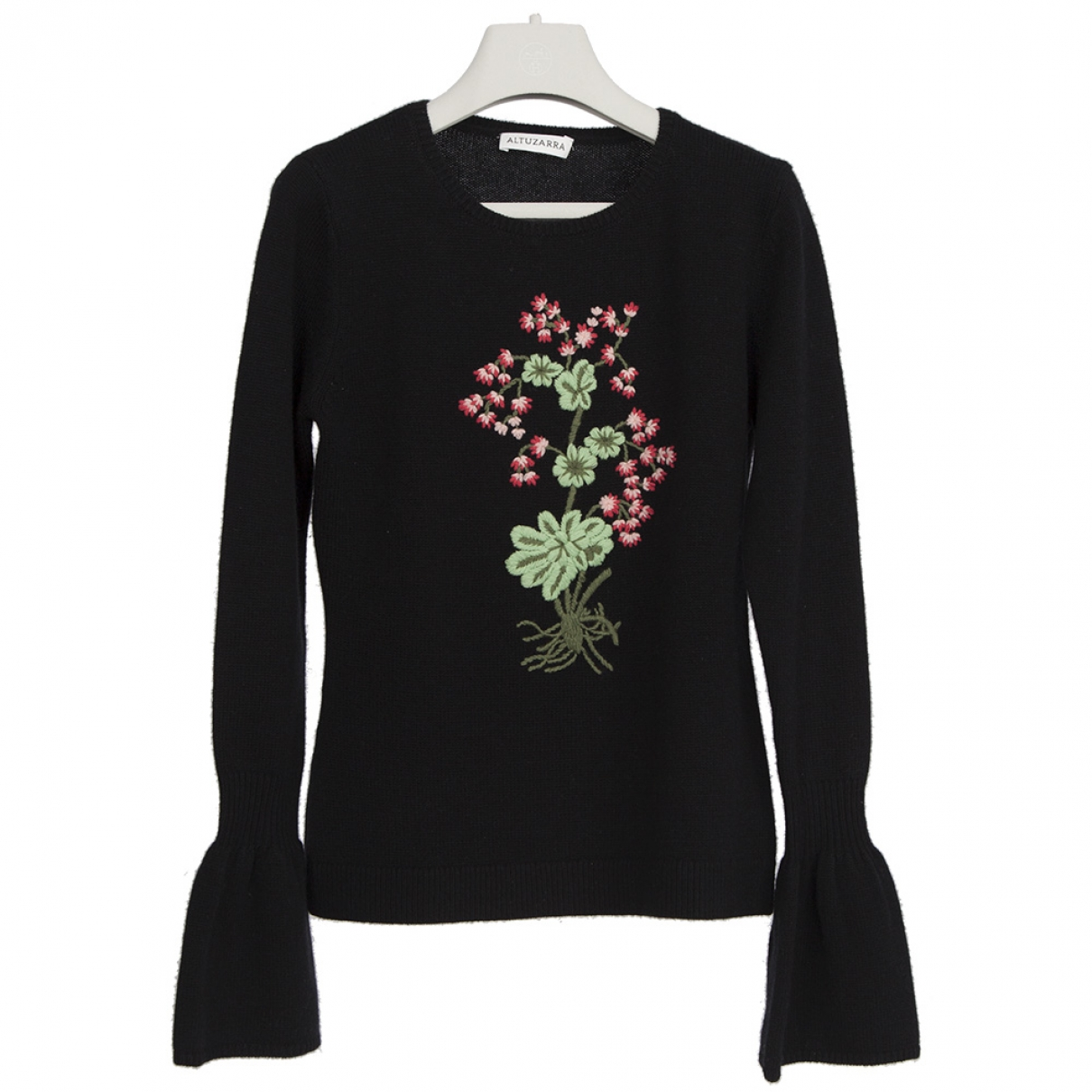 Altuzarra \N Black Wool Knitwear & Sweatshirts for Men 38 UK - US