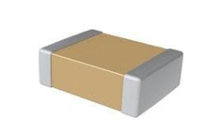 KEMET 1206 (3216M) 10nF Multilayer Ceramic Capacitor MLCC 1.5kV dc ±10% SMD C1206C103KFRACTU (25)
