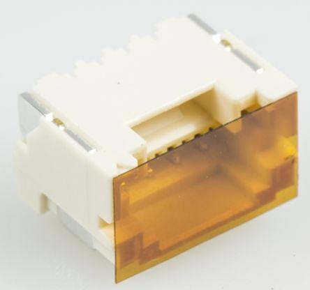 JST , ZE, BM04B, 4 Way, 1 Row, Straight PCB Header (5)