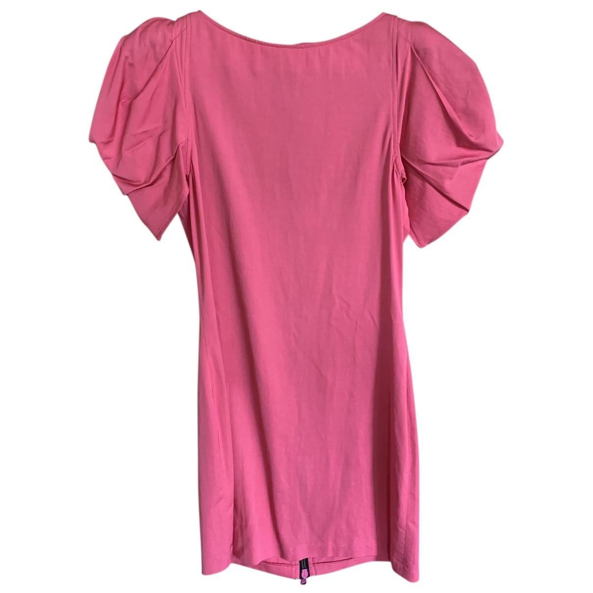 Mcq N Pink dress for Women 40 IT