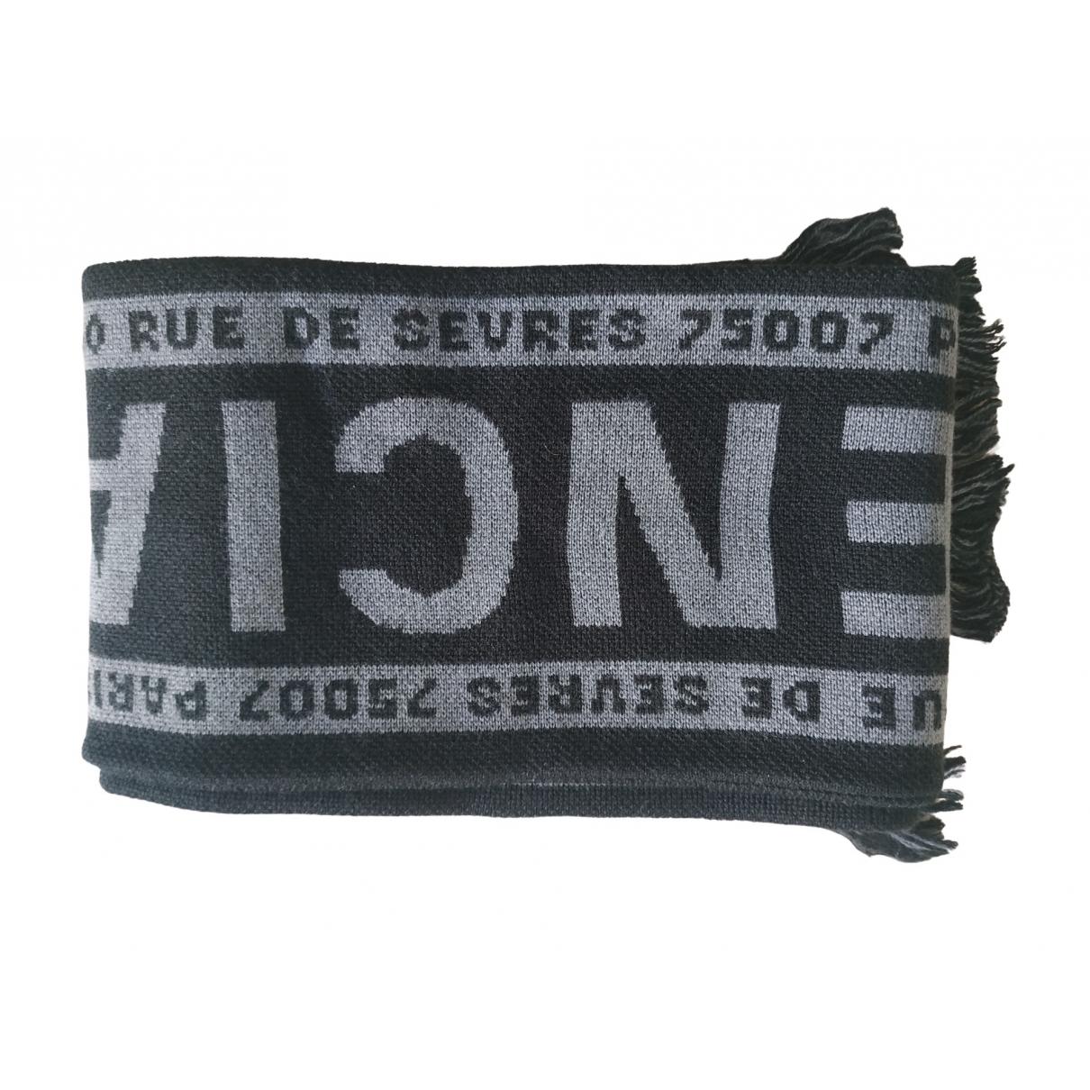 Balenciaga \N Schal in  Schwarz Wolle