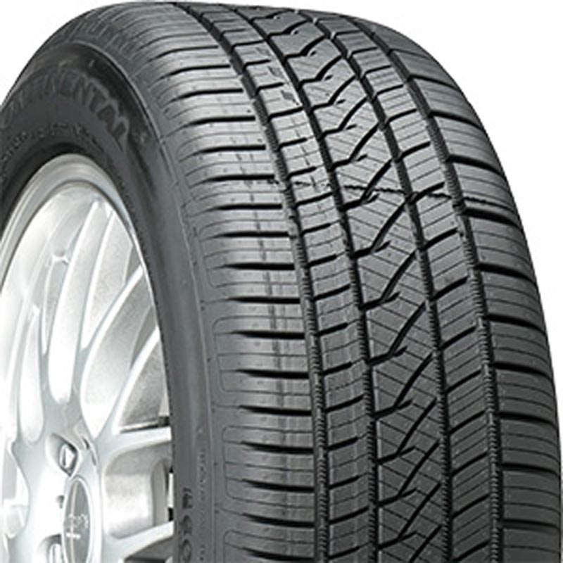 Continental 15508800000 Pure Contact LS Tire 245/40 R19 98VxL BSW