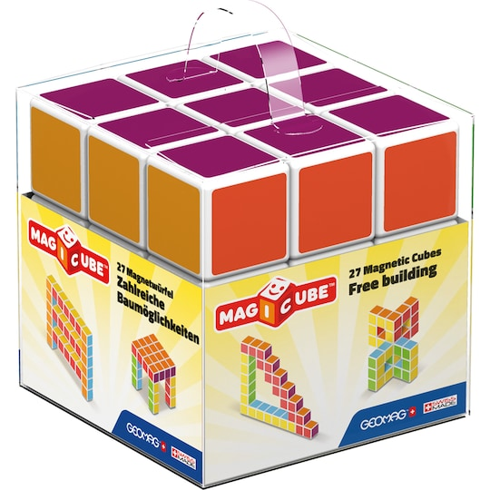 Geomag™ Magicube™ Building Set   Michaels®