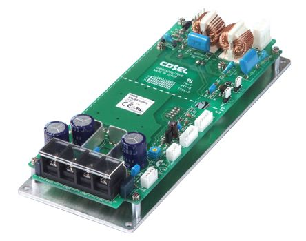 Cosel SNDBS 696W Isolated DC-DC Converter PCB Mount, Voltage in 200 → 400 V dc, Voltage out 48V dc