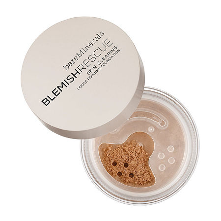 bareMinerals Blemish Rescue Skin-Clearing Loose Powder Foundation, One Size , No Color Family