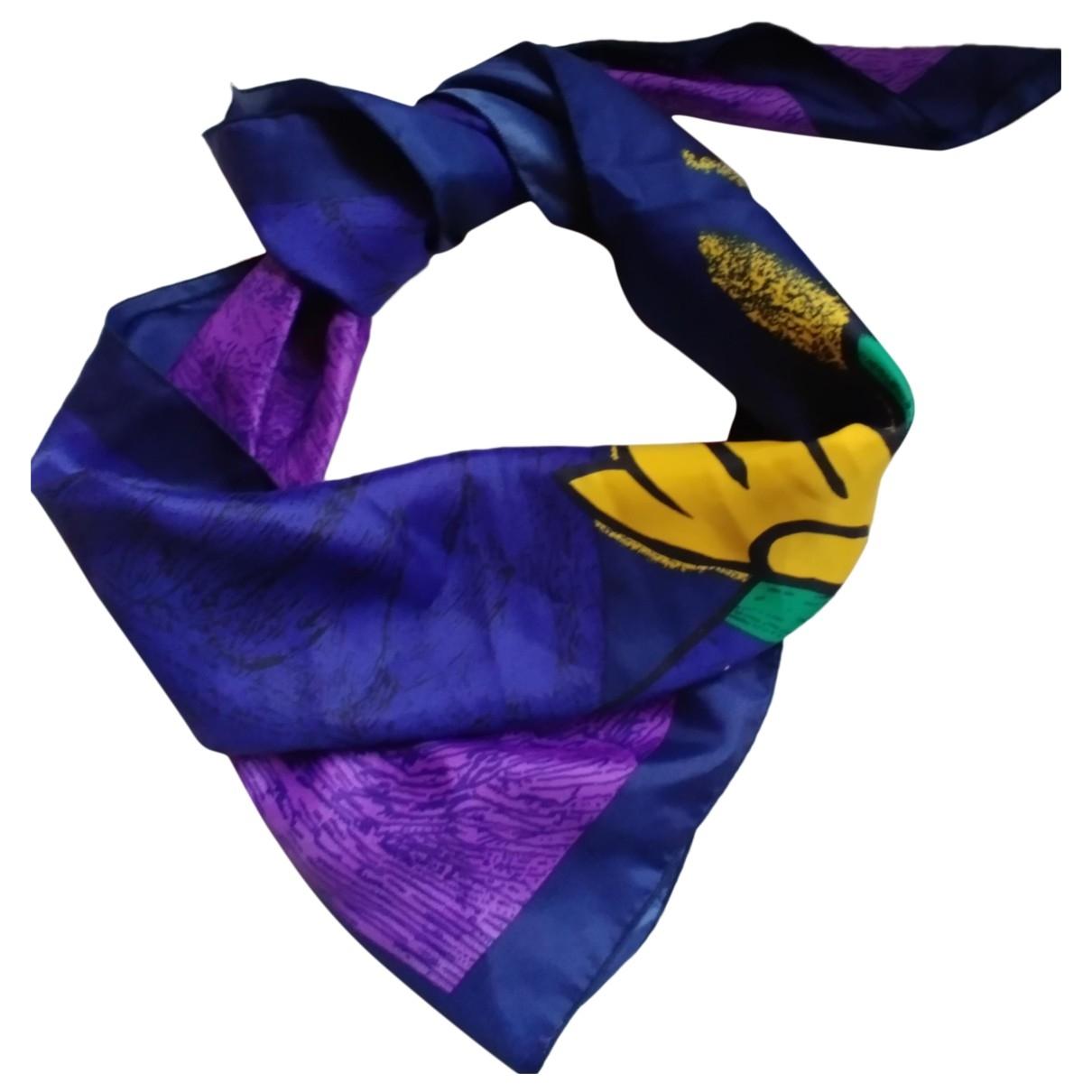 Picasso - Foulard   pour femme en soie - multicolore