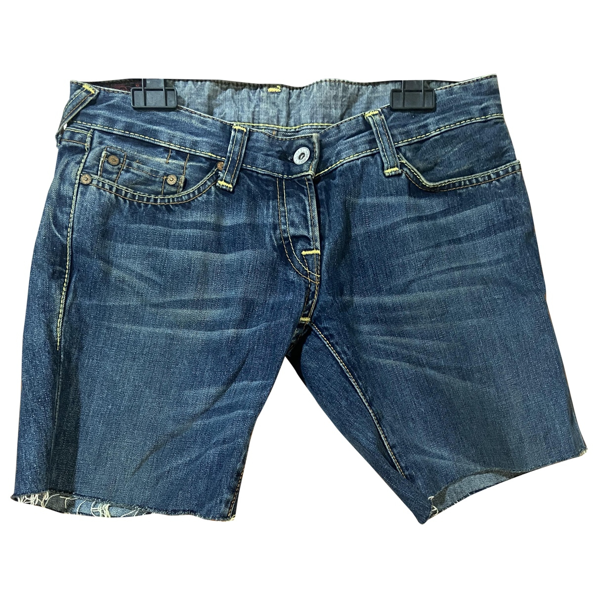 Evisu \N Shorts in Denim - Jeans