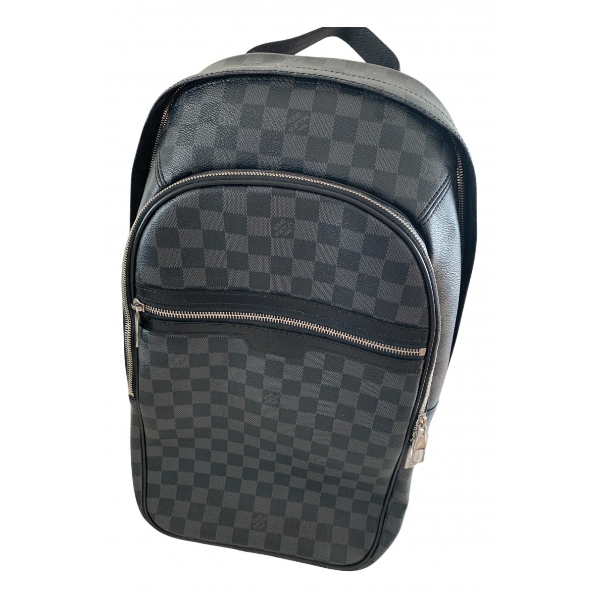 Bolso de viaje Michael Backpack de Lona Louis Vuitton