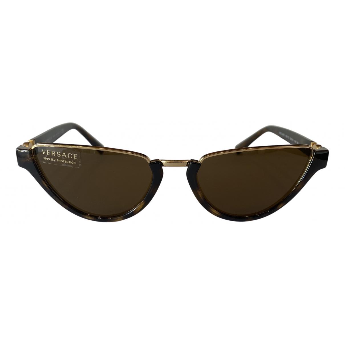 Versace N Brown Sunglasses for Women N