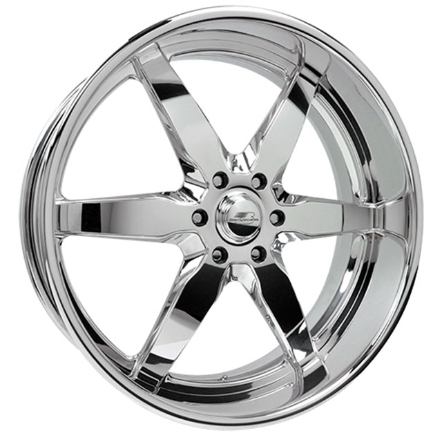 Billet Specialties DT61241Custom BLVD 61 Wheels 24x10