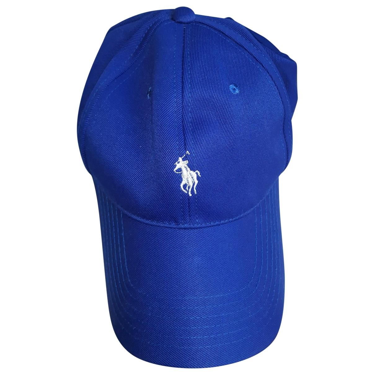 Polo Ralph Lauren \N Hut in  Blau Baumwolle
