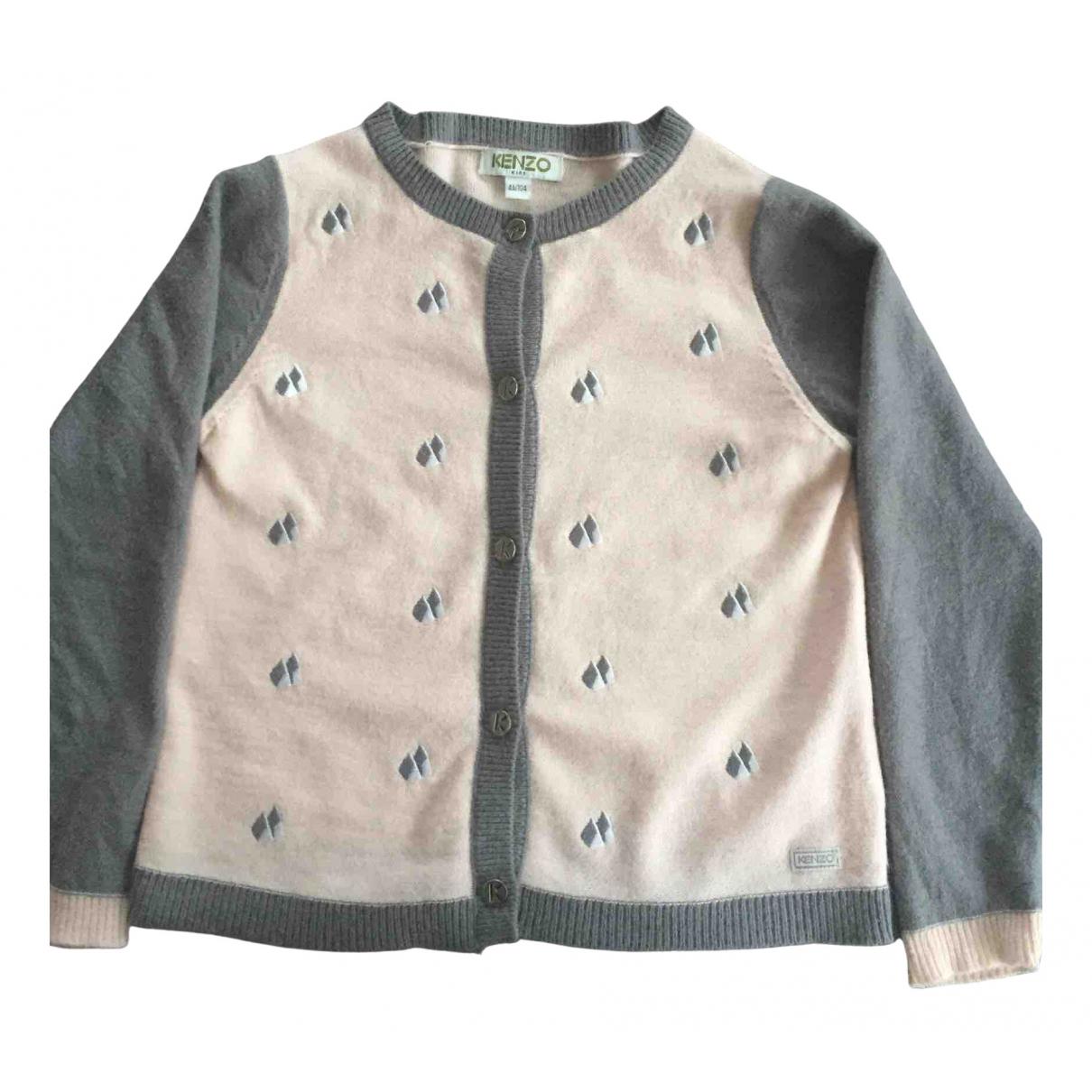 Kenzo - Pull   pour enfant - rose