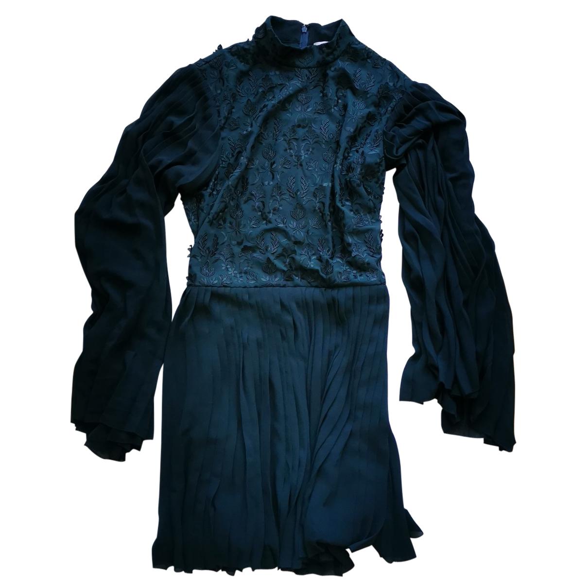 Autre Marque \N Kleid in  Gruen Viskose
