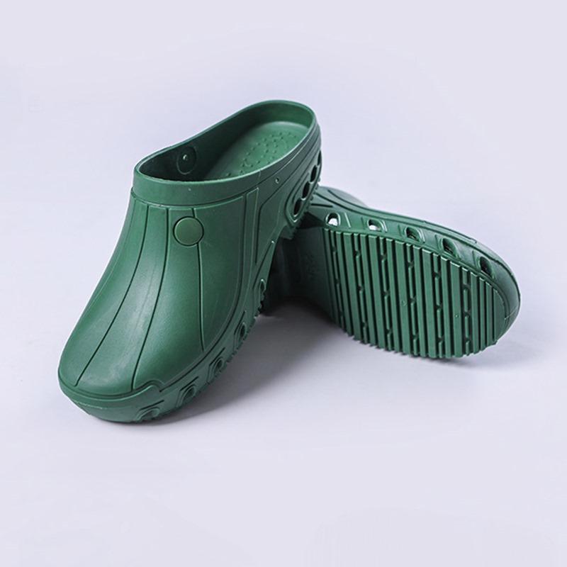Ericdress Hollow Slip-On Closed Toe Plain Slippers