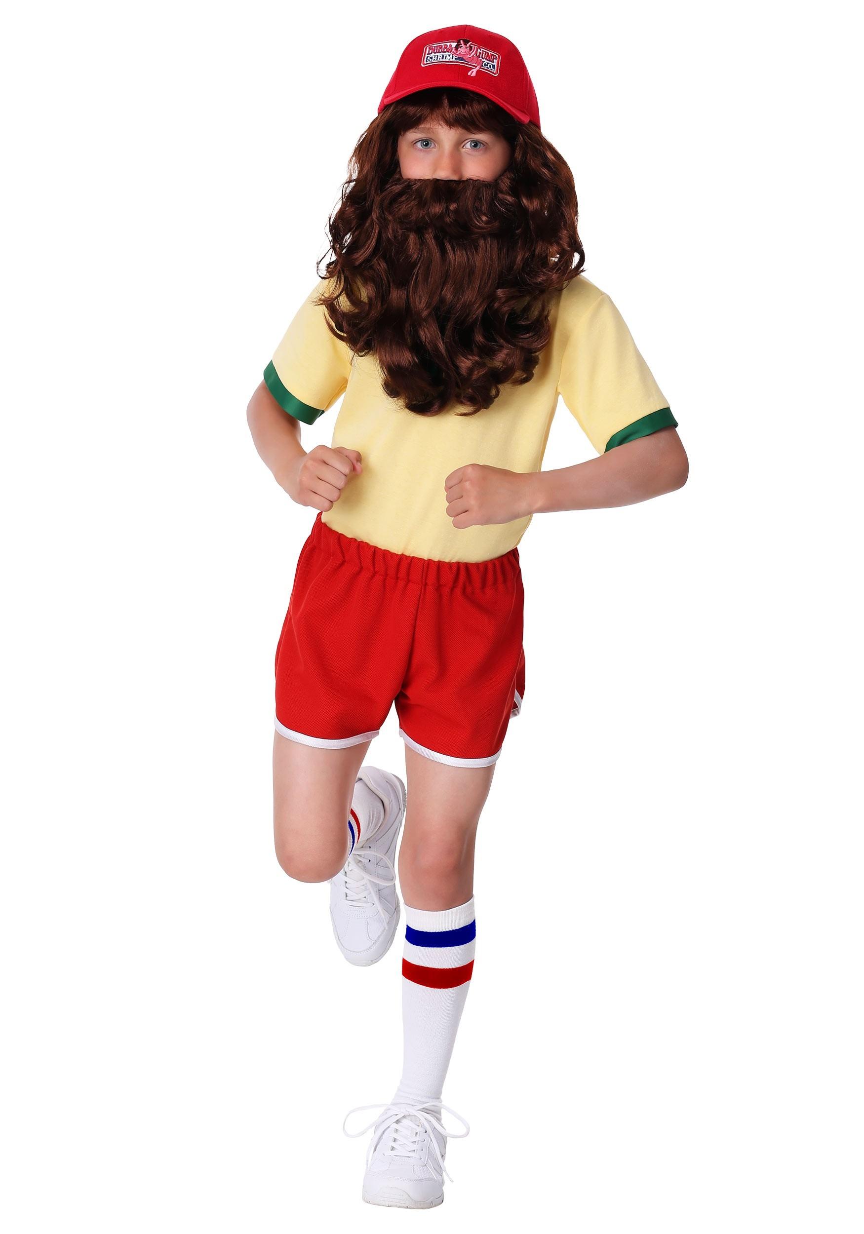 Forrest Gump Running Costume for Boys