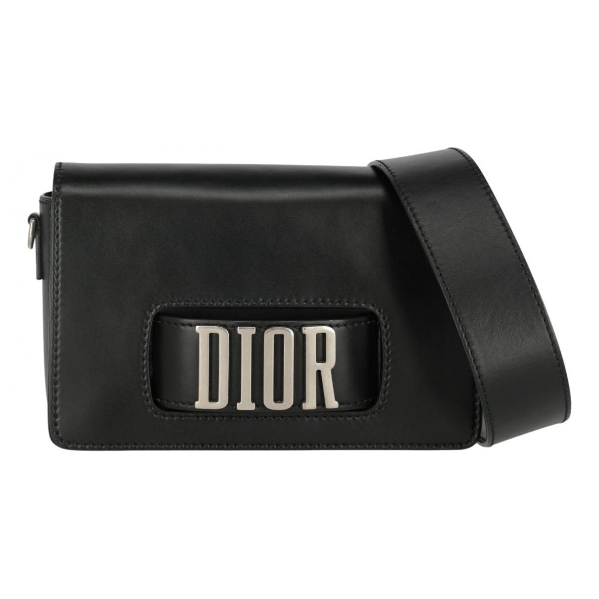 Dior - Sac a main Dio(r)evolution pour femme en cuir - noir