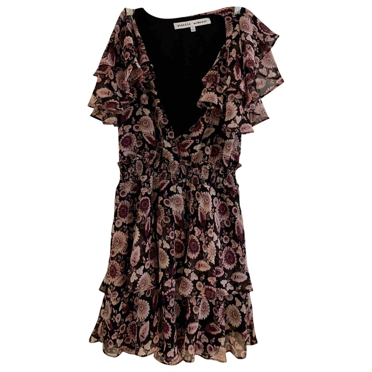 Rebecca Minkoff \N Pink skirt for Women S International