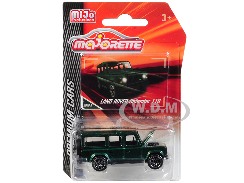Land Rover Defender 110 Metallic Green