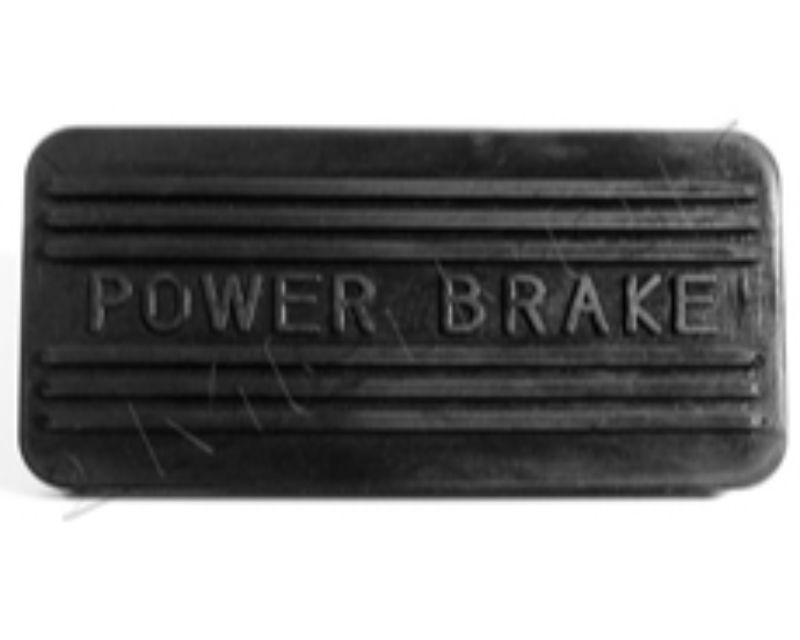 Metro Moulded CB 83-C Park Brake Pad Riviera 1961-1964