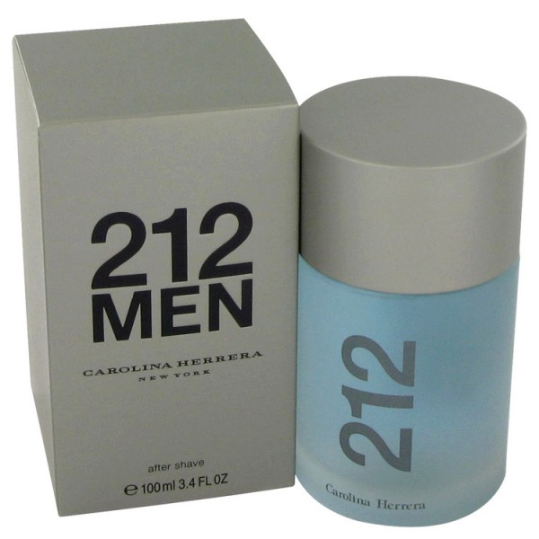 212 Men - Carolina Herrera Aftershave 100 ML
