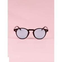 Round Tinted Lens Sunglasses