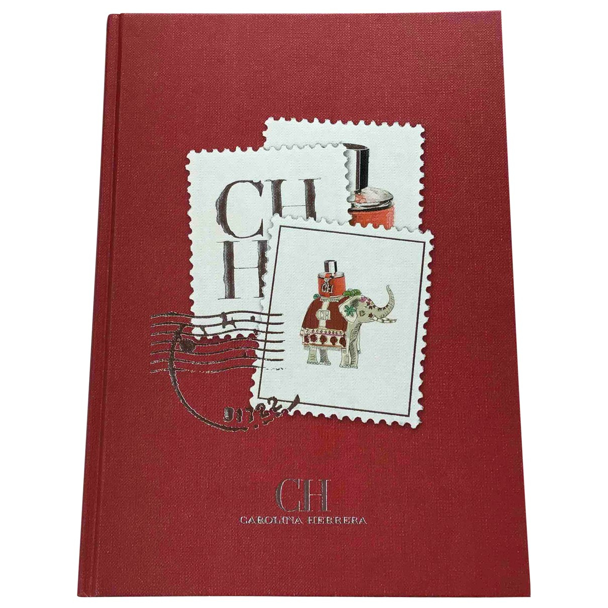 Cuaderno Carolina Herrera