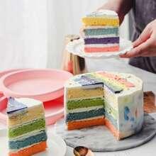 4 piezas molde de pastel