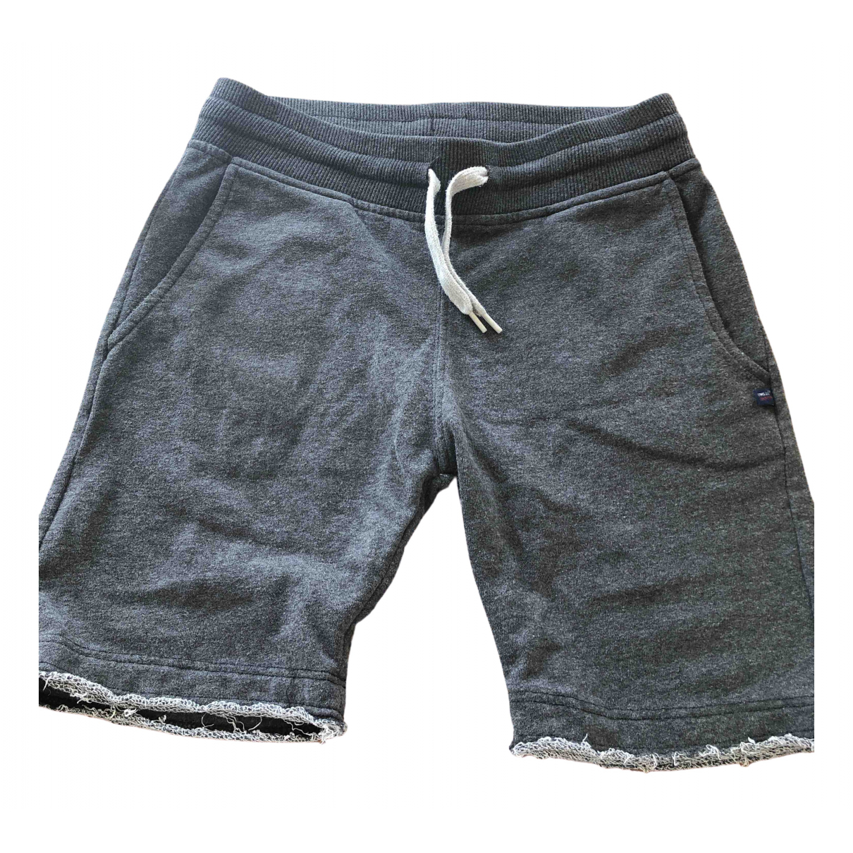 Sweet Pants \N Shorts in  Grau Baumwolle