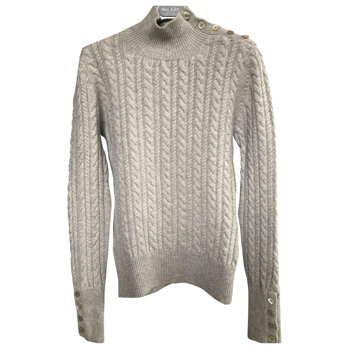 Paul & Joe \N Grey Wool Knitwear for Women 1 0-5