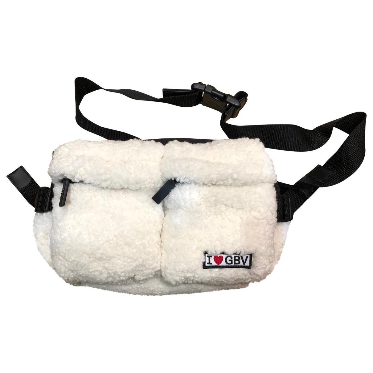 Giambattista Valli X H&m \N Beige Cloth bag for Men \N