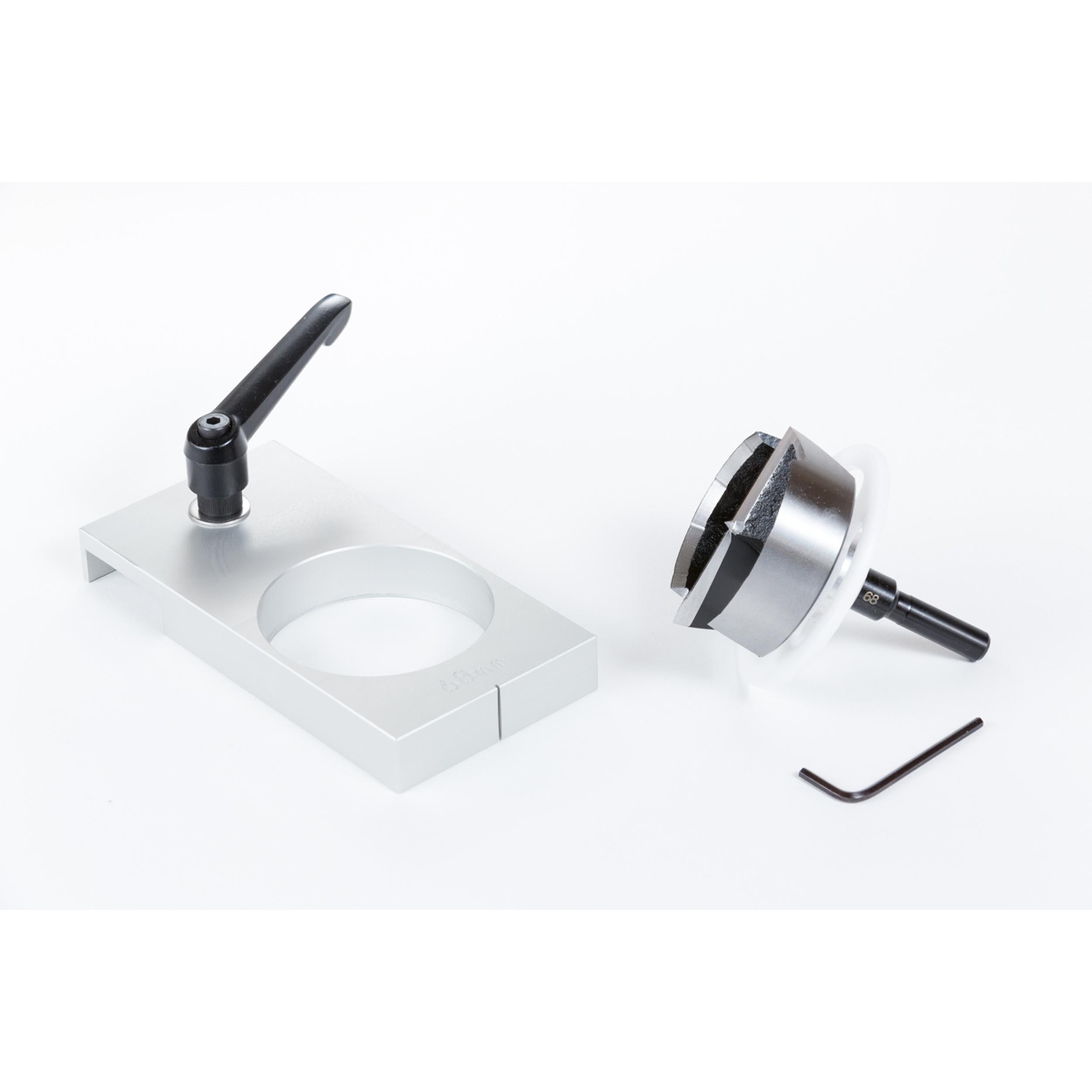 Optional Forstner Bit / Guide Assembly 68mm