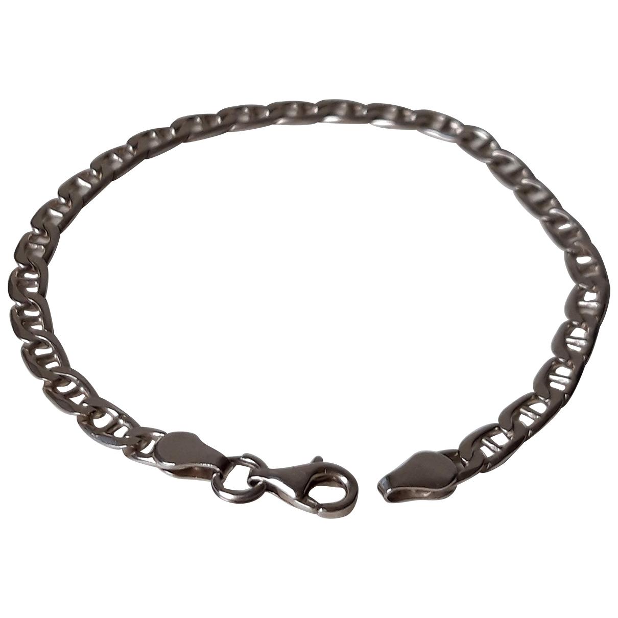 Non Signé / Unsigned Chaînes Silver Silver bracelet for Women \N