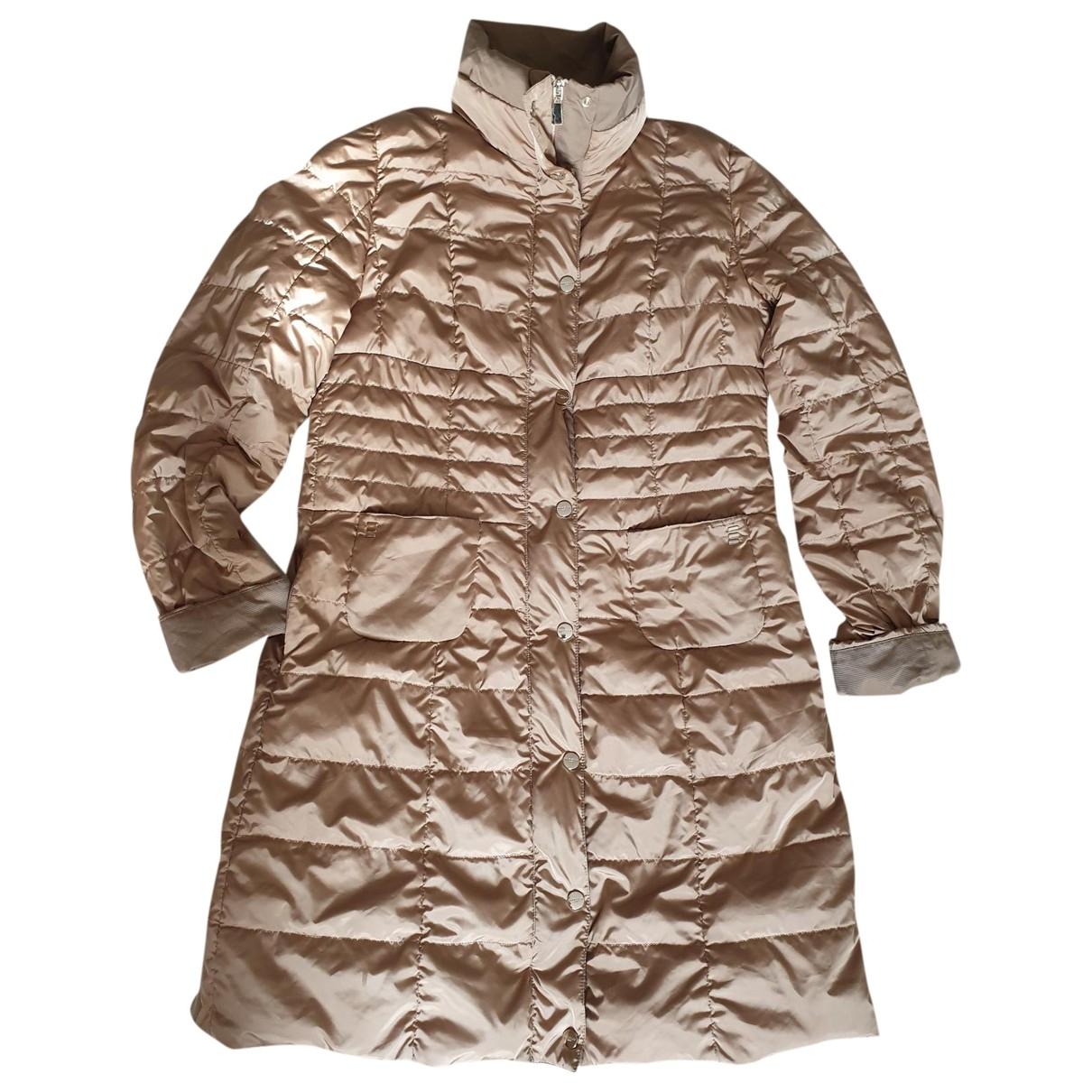 Marella - Manteau   pour femme - ecru