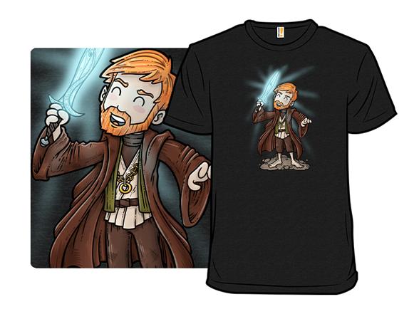 Hobbit-wan T Shirt