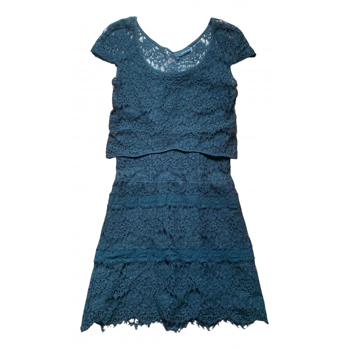 The Kooples - Robe   pour femme en coton - noir