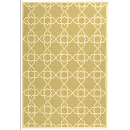 Safavieh Verna Hand Woven Flat Weave Area Rug, One Size , Green