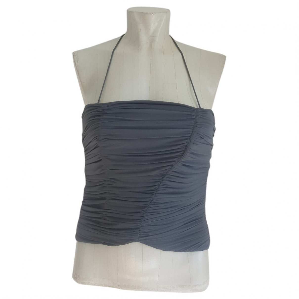 Giorgio Armani - Top   pour femme - gris