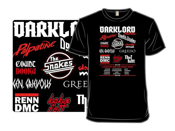 Darklord Festival T Shirt