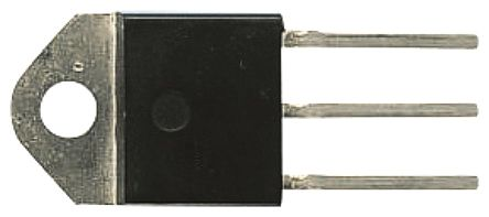 STMicroelectronics , BTW68-1200RG, Thyristor, 1200V 19A, 50mA 3-Pin, TOP3