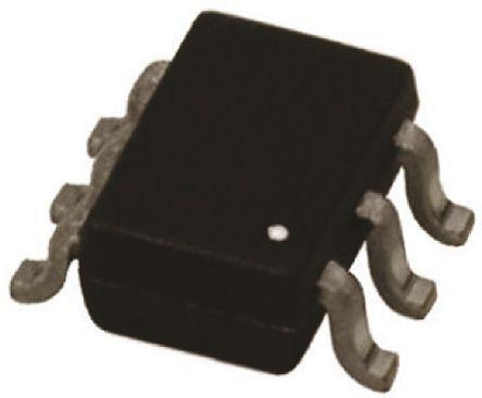 ON Semiconductor ON Semi FMBM5551 Dual NPN Transistor, 600 mA, 160 V, 6-Pin SOT-23 (50)