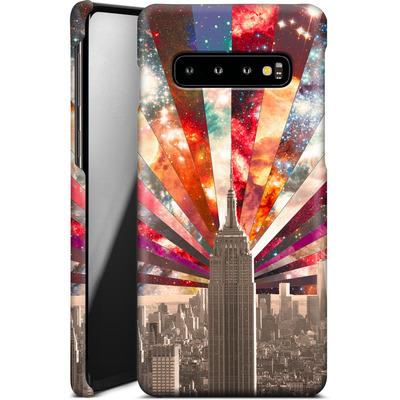 Samsung Galaxy S10 Smartphone Huelle - Superstar New York von Bianca Green