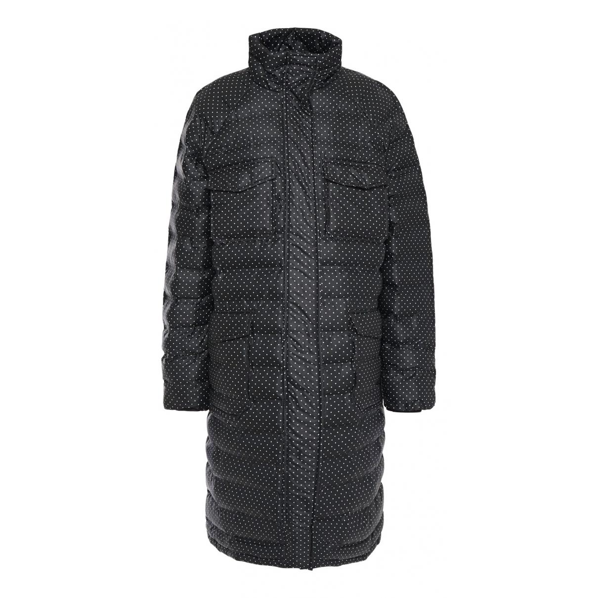 Ganni - Manteau   pour femme - noir