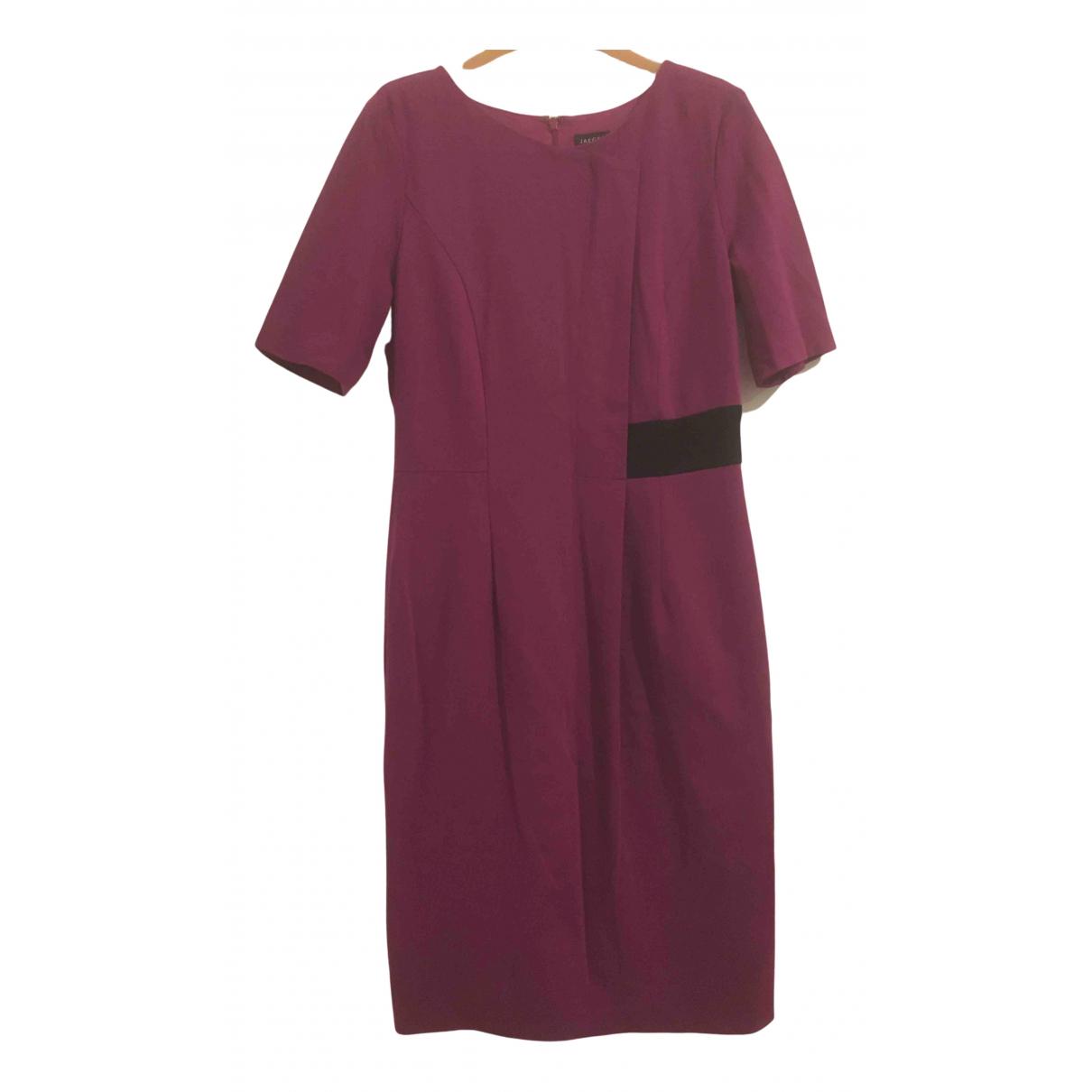 Jaeger \N Kleid in  Rosa Polyester
