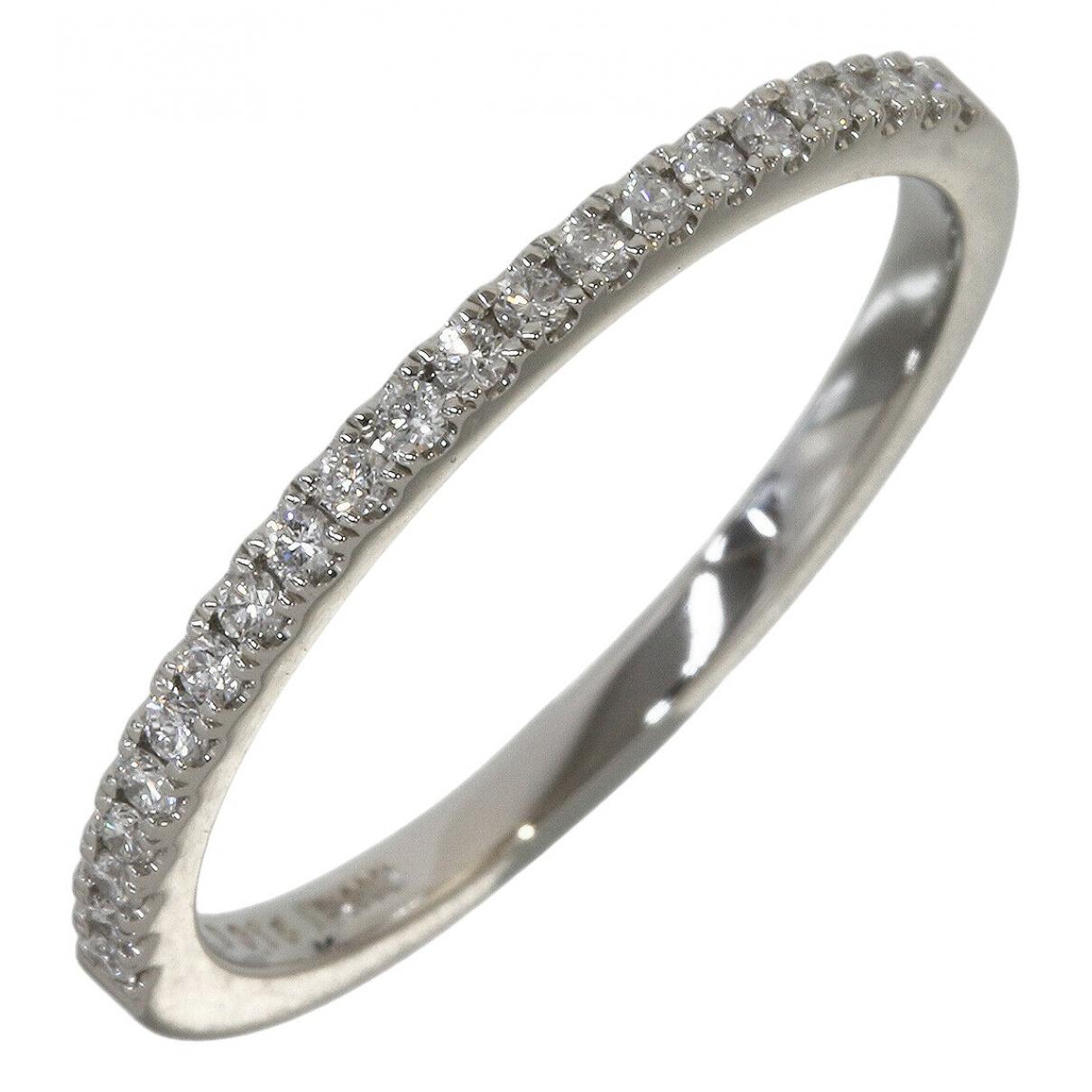 Akhah \N Platinum ring for Women 56 EU
