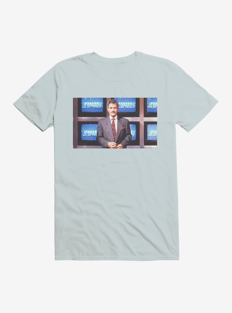 Jeopardy! Alex Trebek T-Shirt