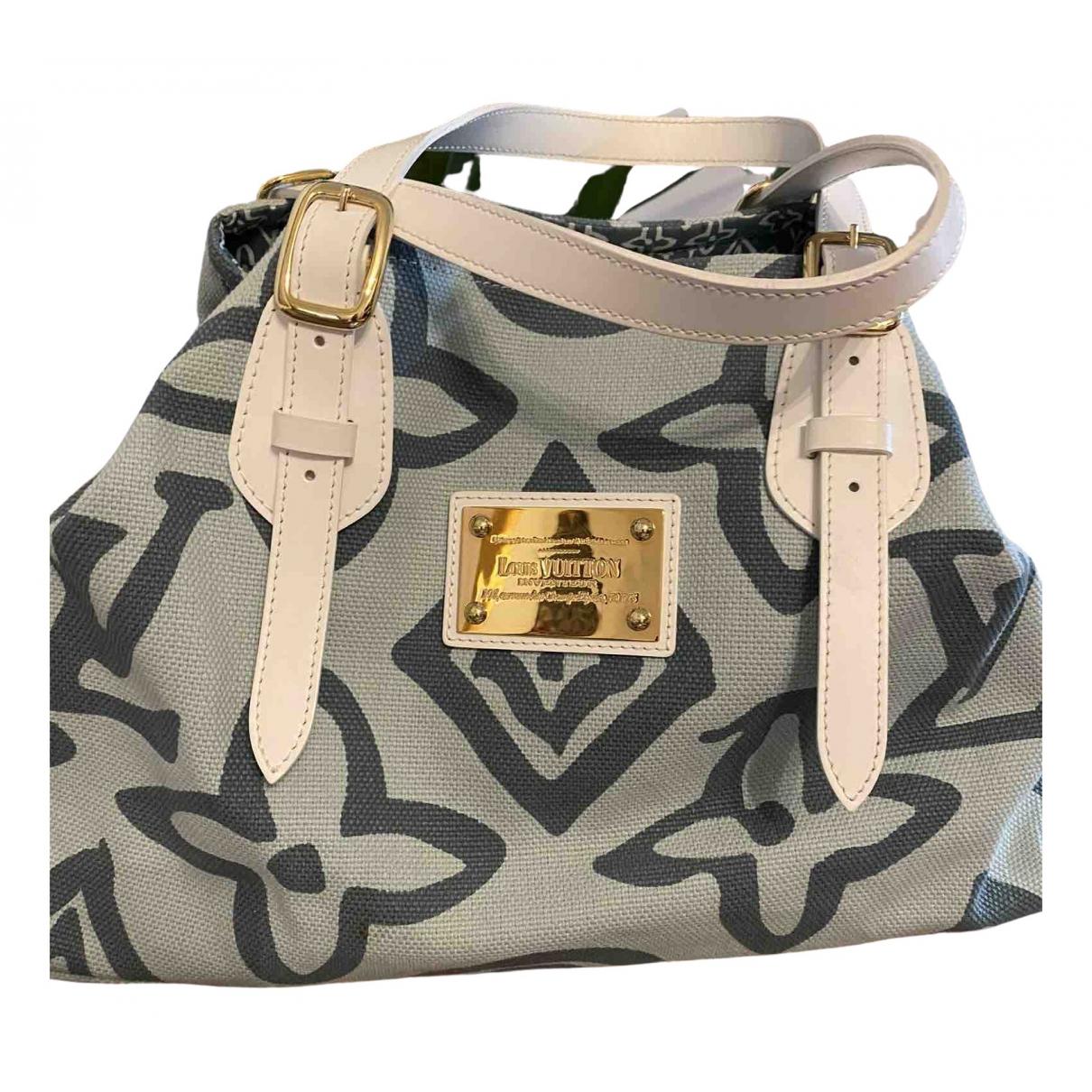 Louis Vuitton Hampstead Cloth handbag for Women \N