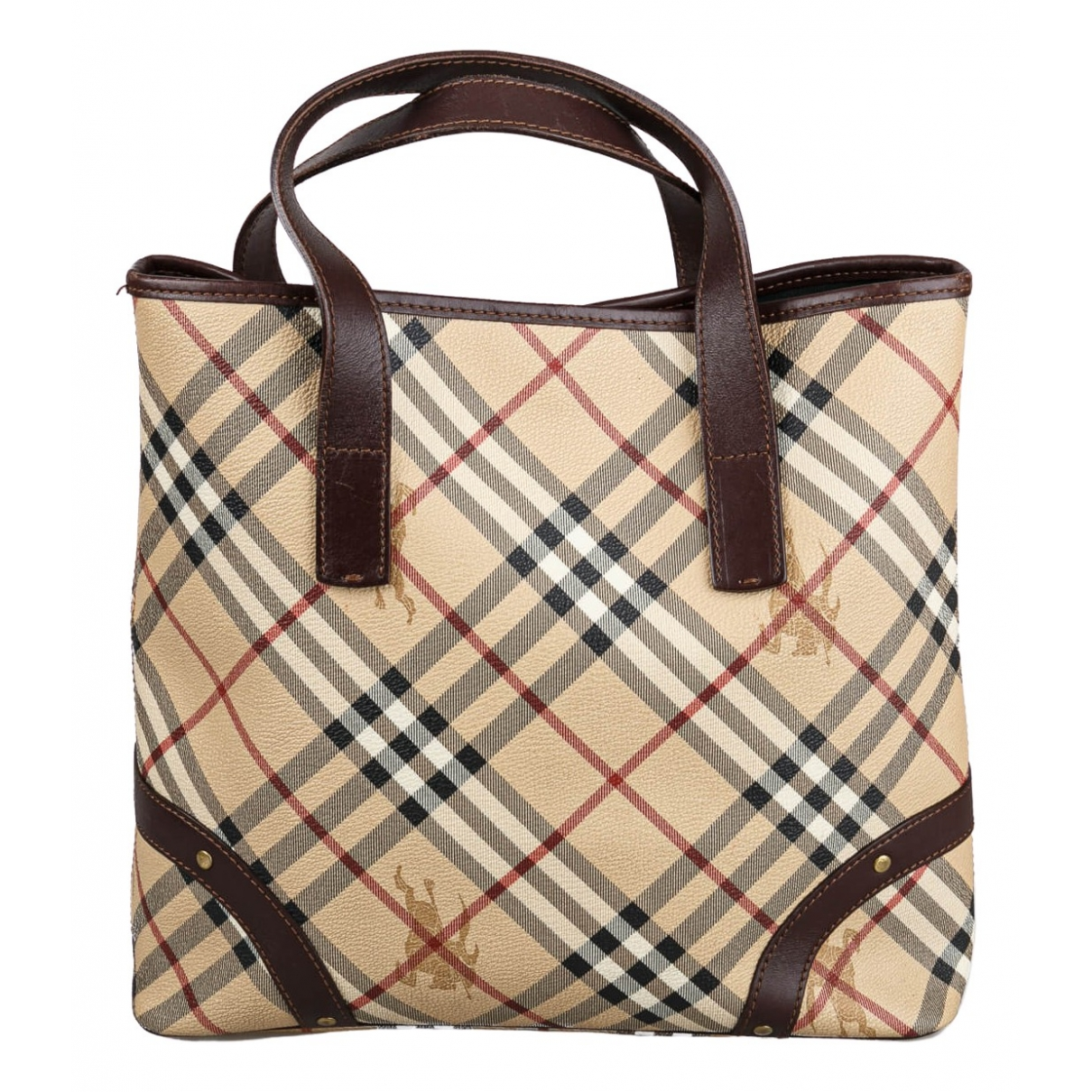 Burberry \N Multicolour Cloth handbag for Women \N